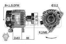 ALTERNATORE: Ford Focus 1.8 TDCi dal 1998 al 2004 - 90 Ah - 14 V