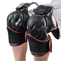 Pair of Knee Joint Pain Relief Massager Arthritis Physiotherapy Heat Vibration