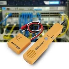 Telephone Lan Network RJ11 Tester  Cable Wire Finder Tracer Toner Test EO