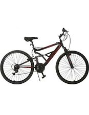 """ORKAN Reinforced Mountain Bike 26"""" Men + Women Hybrid Bike"""