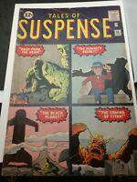 Tales of Suspense #28 pre-Hero Marvel Comics - April 1962 (G/G+) Ditko art!