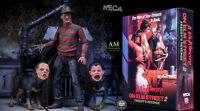NECA  - A NIGHTMARE ON ELM STREET 2 - FREDDY'S REVENGE - ULTIMATE FIGUR NEU/OVP