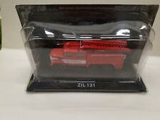 Zil 131 Fire Engines de agostini TOY model Car present gift 1/72 scale new