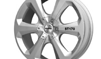 SET OF 8 ST170 ALLOY WHEEL STICKERS DRIFT,MOD,DECALS-SPORT-RIMS-MODIFIED