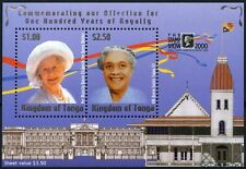 Tonga 2000 SG#MS1472 Queen Mothers 100th Birthday MNH M/S #D76273