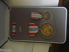 Us Orden Defense mérite service medal étui sonderset avec miniature