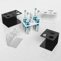 Electric Toothbrush Holder & Toothpaste Holder / Bathroom Organiser / Oral-B
