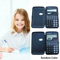 Multi Functional Pocket Scientific Calculator With Clock Student Fine Schoo U2V3