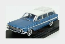 Chevrolet Corvette Nomad 1961 Blue Met White NEOSCALE 1:43 NEO46966 Model