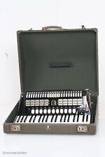 Hohner Verdi V CB 120 Akkordeon schwarz mit Tonabnehmer super gepflegter Samm...