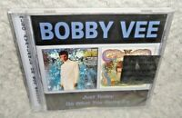Bobby Vee - Just Today/Do What You Gotta Do (CD, 2000) NEW & SEALED