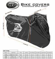 R&G Racing - Adventure Motorcycle Motorbike Waterproof Outdoor Cover - BC0007BK