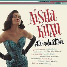 Aisha Khan - Aishaddiction [New CD] Spain - Import