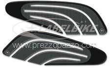 2 PROTEZIONI LATERALI 3D SERBATOIO compatibili per MOTO XSR 700 YAMAHA XSR700