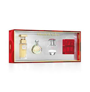 Elizabeth Arden Holiday Coffret 4 Pc EDP Gift Set