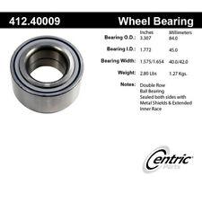 Wheel Bearing-Premium Bearings Front,Rear Centric 412.40009
