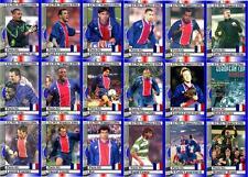 PARIS Saint-Germain 1996 vincitori coppa Europea COPPA delle COPPE FIGURINE DI CALCIO