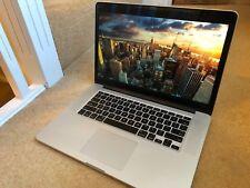 "Apple MacBook Pro 15"" Retina Late 2013 2.3ghz i7 16gb RAM 512gb SSD"