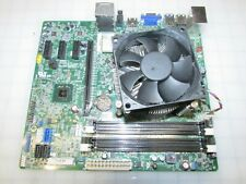 DELL MOTHERBOARD 0NW73C + i7-3770 + HEATSINK & FAN