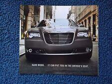 2013 Chrysler Brochure Has 300 | 200 & Conv