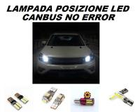 COPPIA LUCI POSIZIONE CANBUS MINI COUNTRYMAN R60 T10 W5W CANBUS NUOVO MODELLO