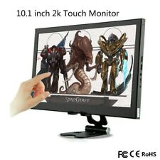 """10.1"""" 2K Touch Screen Monitor 2560x1600 LCD HDMI Display for Raspberry Pi PS4"""