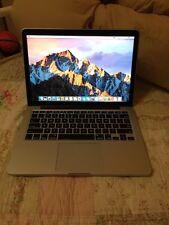 "MacBook Pro 13"" Retina Late 2013 I5 2.4GHz / 4GB RAM/ 128GB SSD"