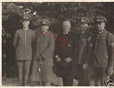 17669/ Originalfoto 9x12cm, Feldprobst Dr. Schlegel, ca. 1927