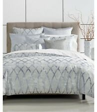 """Hotel Collection Dimensional King Comforter """"110in X 96in� ~Blue🖤"""