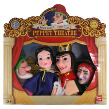 Show Time Puppet Theatre Snow White - Set of 4 Large Hand Puppets