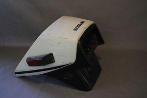 Suzuki GS700 E seat cover rear cowl tail 45511-06A00 1985 GS 700 ES