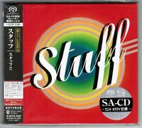 Sealed! STUFF Stuff JAPAN DSD SHM-SACD WPGR-10019 w/OBI+digipack P/S FREE S&H/PP