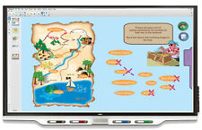 More details for smart board sbid-7075 interactive touch screen 75