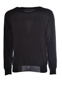 Paolo Pecora  -  Sweaters - Male - Black - 2784529N173920