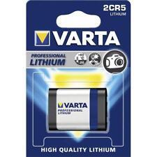 Batteria al Litio professionale 2 CR V 6 Volt VARTA 48157