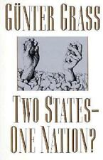 Two States - One Nation? by Günter Grass (1990, Paperback)