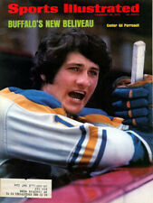 1 - Sports Illustrated Feb 26, 1973   Gilbert Perreault - Buffalo Sabres Cover