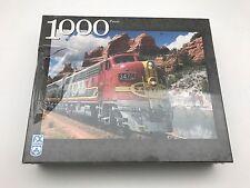 FX Schmid Santa Fe Super Chief Jigsaw Puzzle 1000pc
