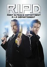 R.I.P.D. (DVD, 2013, Canadian) NEW Ryan Reynolds, Jeff Bridges, RIPD