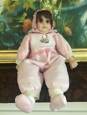"""Georgie Is 19"""" Tall Vinyl Doll From The Glenvale Collection"""
