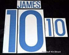 Colombia James 10 2016 Football Shirt Name/number Set Home Sporting ID Player