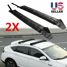 2X Car Roof Soft Racks Top Luggage Carrier Surf Kayak Surfboard Shape US Stock!
