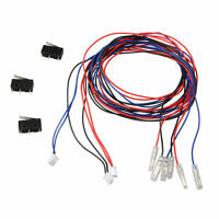 Geeetech 3pcs Endstop for 3d printer X,Y,Z axis switch with cable for Reprap