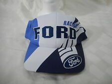 Ford Racing Ball cap hat Competitors View Snap Back One Size fits Most embroidy