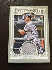2013 Topps Gypsy Queen Relics #GQR-AD Adam Dunn Chicago White Sox Baseball Card