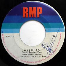 JACOBUS PALM / EDMOND CHATLEIN 45 Alegria / Gentilez LATIN Venezuela e5181