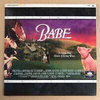 Babe (Laserdisc, 1996)