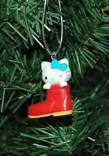 Hello Kitty Fashionable Shoe Christmas Ornament # 15