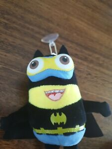 6 Inch Batman Minion With Suction Cup Attached