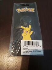Pikachu Metal 2 inch Keychain